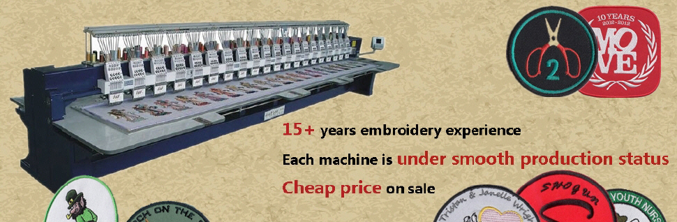 for sale used embroidery machine